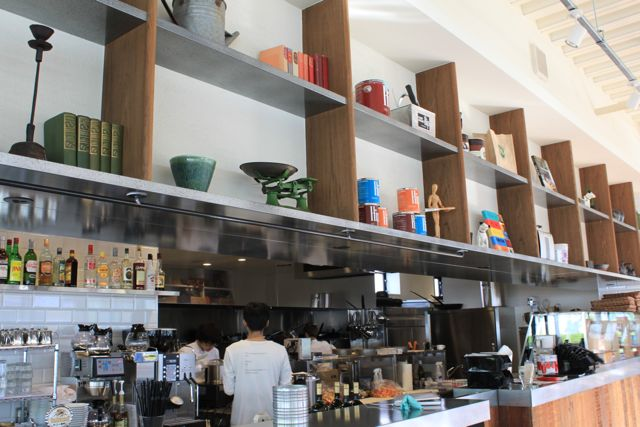 CAFE;HAUS 豊洲 (カフェ ハウス 豊洲)