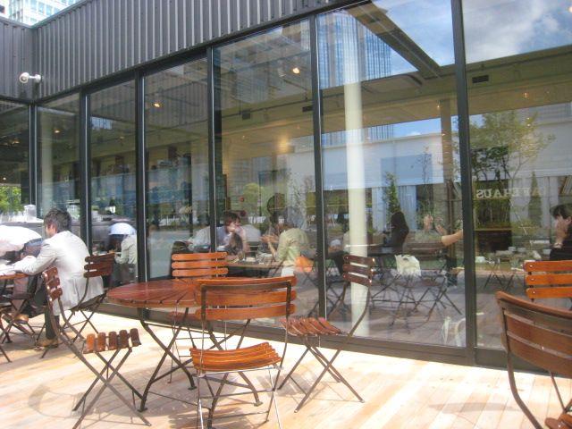 CAFE;HAUS 豊洲