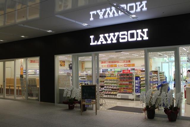 ローソン 豊洲フロント店