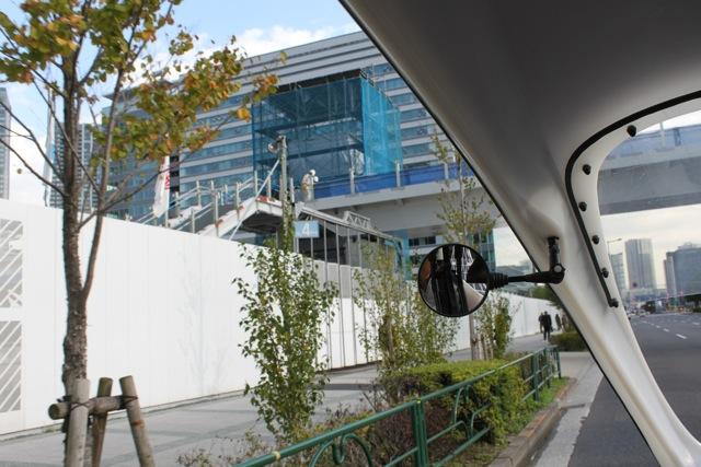 豊洲フロント ベロタクシー