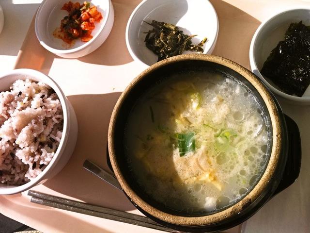 「韓国食堂 千の花」豊洲店