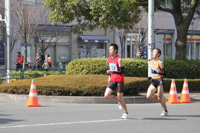 東京マラソン2011in豊洲