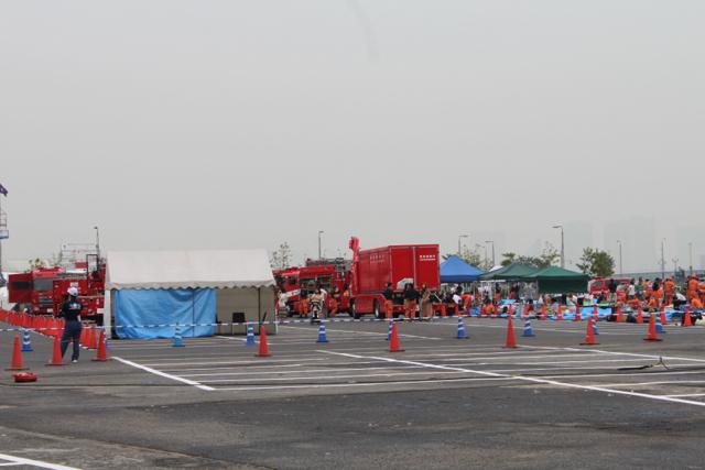 第41回消防救助技術関東地区指導会