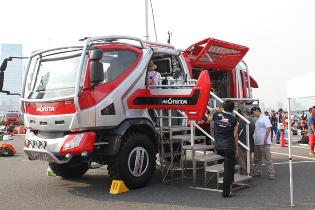MORITAのWildfire Truck