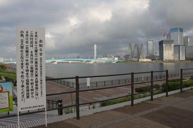 今週末は、第24回東京湾大華火祭