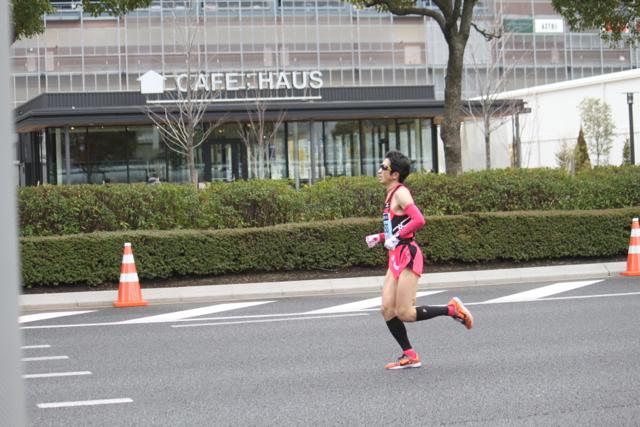 東京マラソン 2012 in 豊洲