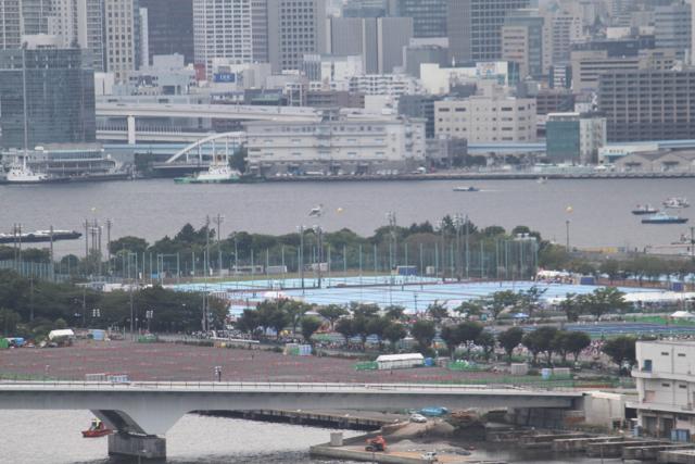 第24回東京湾大華火祭 晴海会場