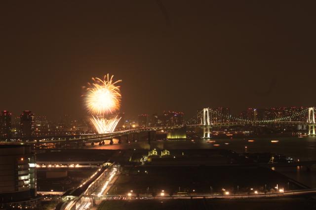 東京ミュージック花火2012