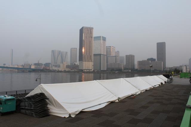 東京湾大華火祭 2013 in 豊洲