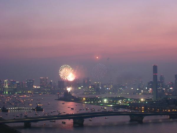 第20回東京湾大華火祭