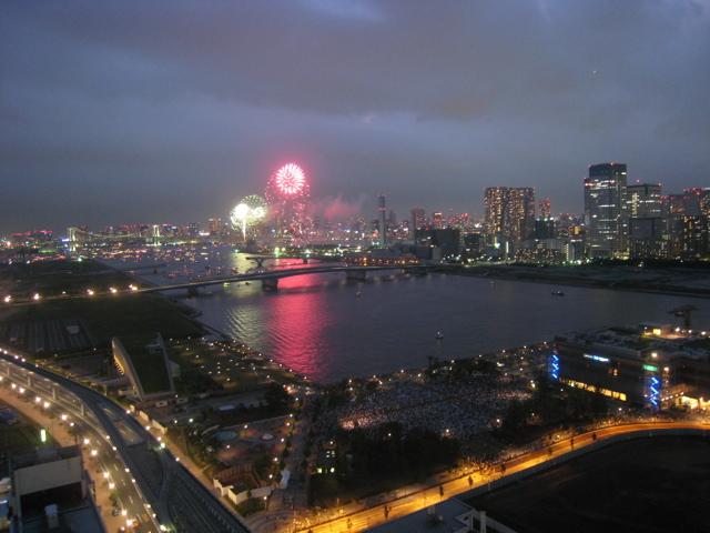 21回東京湾大華火祭