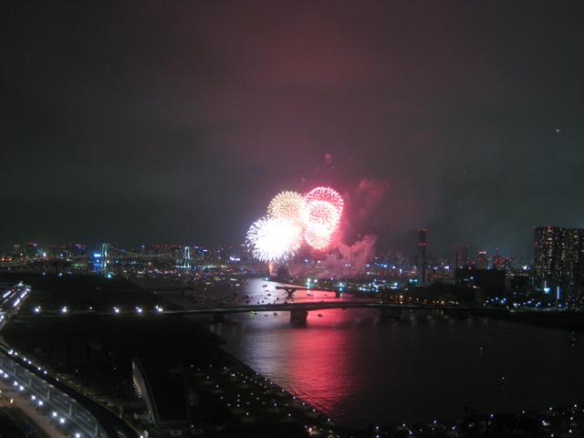 第21回東京湾大華火祭