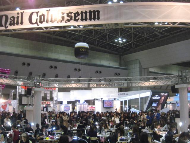 東京ネイルエキスポ2009