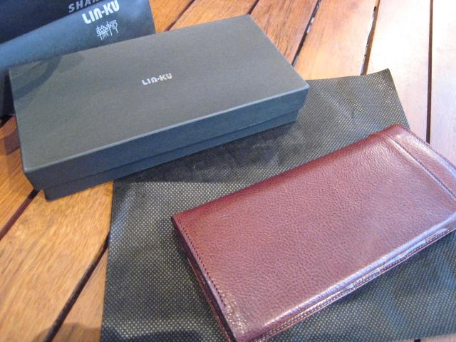 輪怐(LIN-KU)・財布